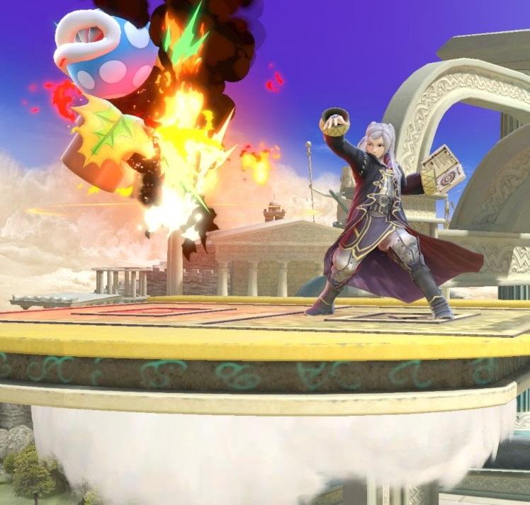 Neko Random: Things I Hate: Skyworld (Super Smash Bros  Ultimate)