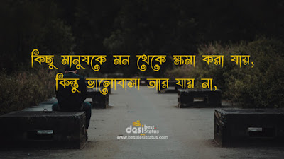 Bengali Sad Status for Whatsapp