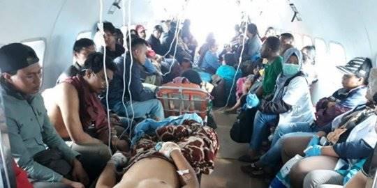 Korban Warga Padang papua Wamena
