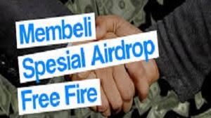Cara Membeli Special Airdrop FF