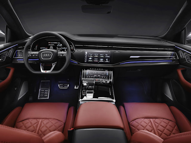Novo Audi SQ8 2020 TDI