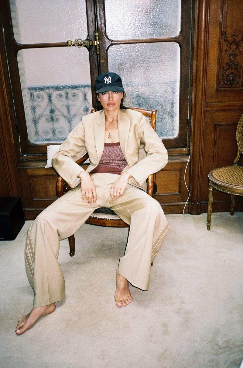 Irina Shayk Interview Magazine