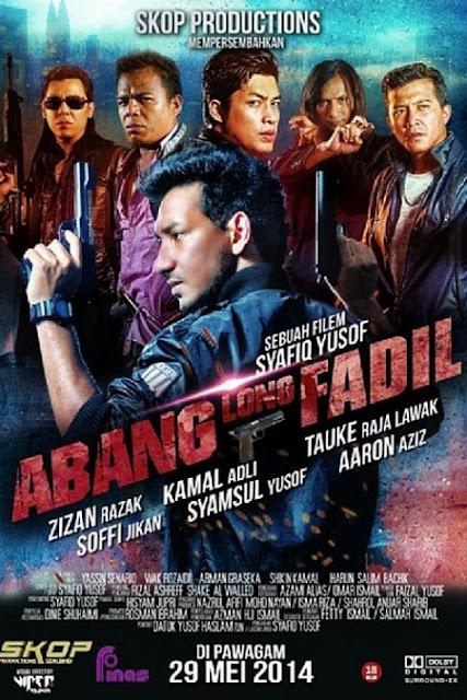 Abang Long Fadil (2014)