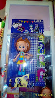 MLP Fake Equestria Girls Minis Applejack