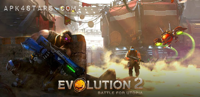 Evolution 2: Battle for Utopia النسخة المهكرة