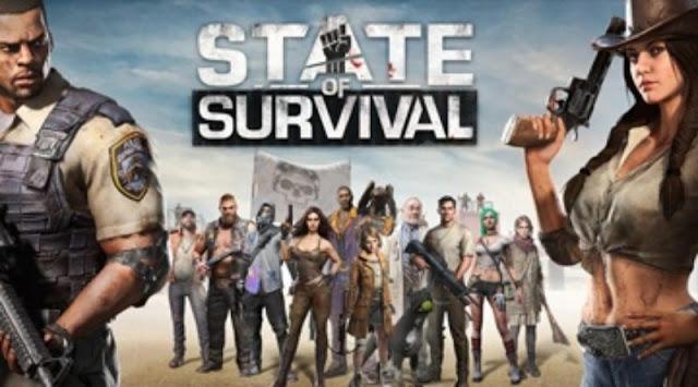 تحميل لعبة State of Survival مهكرة للأندرويد