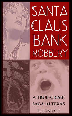 Santa Claus Bank Robbery book cover