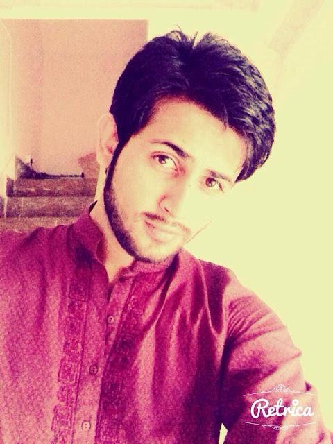 """pakistani new talent singer """"SARMAD QADEER"""" HD WALLPAPER"""