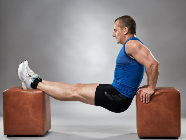 How To Do Chair Dips: Technique & Benefits