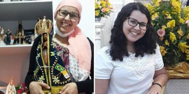 """Brasileira de 26 anos: """"Fui curada do câncer por intercessão de N. Sra. Aparecida"""""""