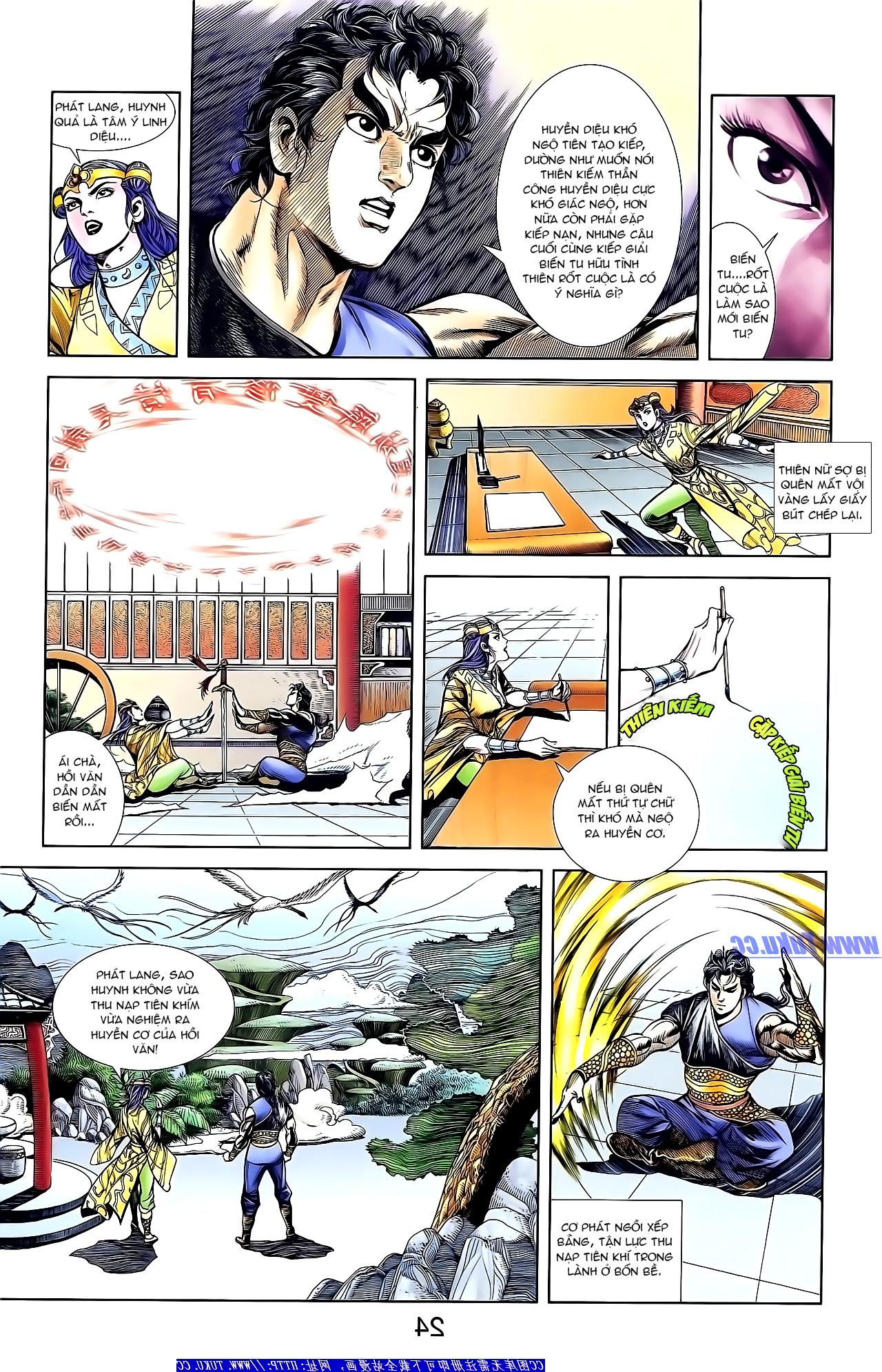 Cơ Phát Khai Chu Bản chapter 153 trang 8