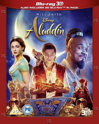 Aladdin [2019] [BD25] [3D] [Latino]