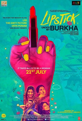Lipstick Under My Burkha (2016) Hindi