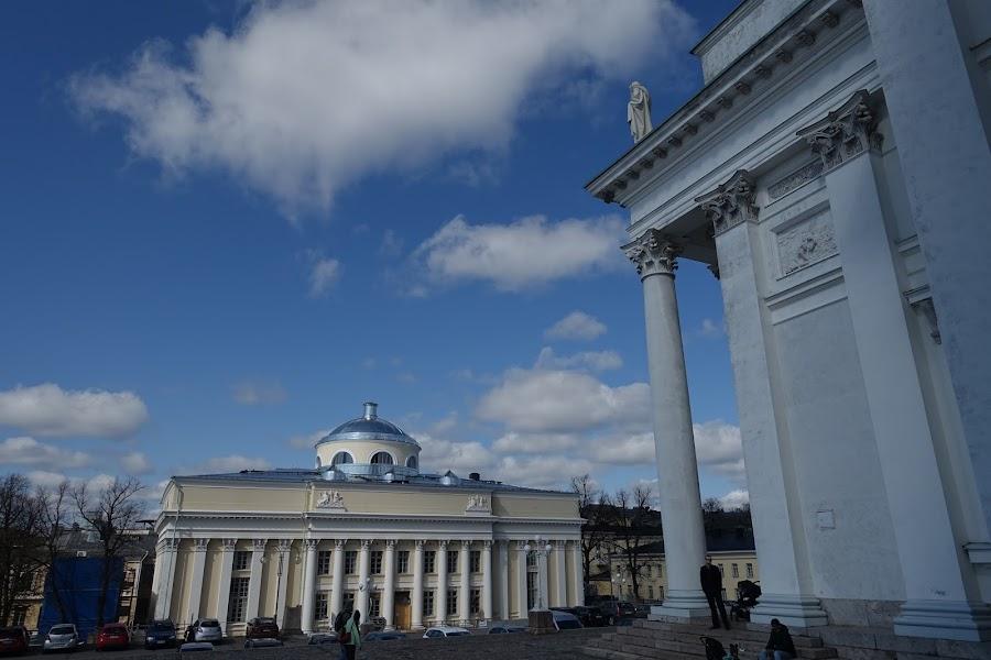 フィンランド国立図書館