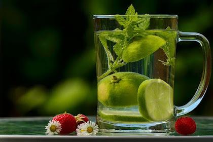 Khasiat Minum Jeruk Lemon Dipagi Hari Bagi Kesehatan