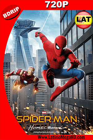 Spider-Man: De Regreso A Casa (2017) Latino HD BDRip 720p ()