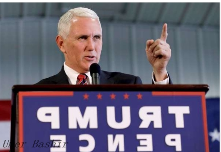 "Washington - Vice President Mike Pence canceled a campaign in Florida and Arizona in those states as coronavirus cases.    President Donald Trump's campaign spokesman confirmed the events in USA Today, which included stops as part of Pence's ""Faith in America"" ​​tour, and cases in Florida and Arizona that were ""very cautious""."