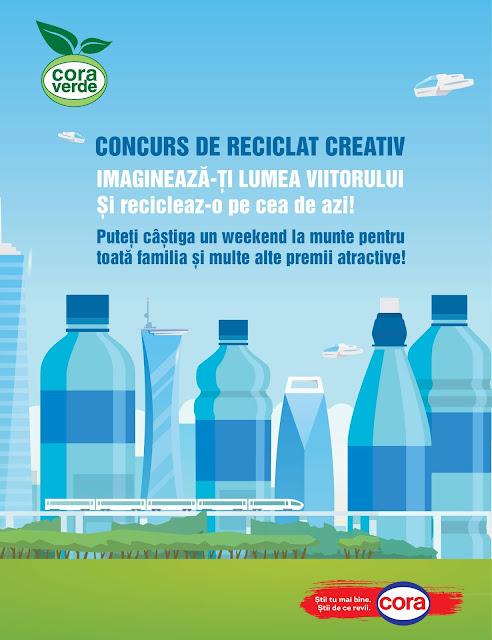 Concurs de reciclat creativ