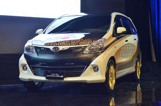 Grand New Avanza Veloz Luxury Penggerak Roda Toyota All Semarang Mobil