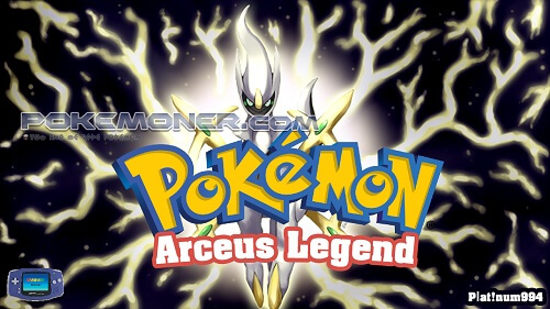 Pokemon Arceus Legend
