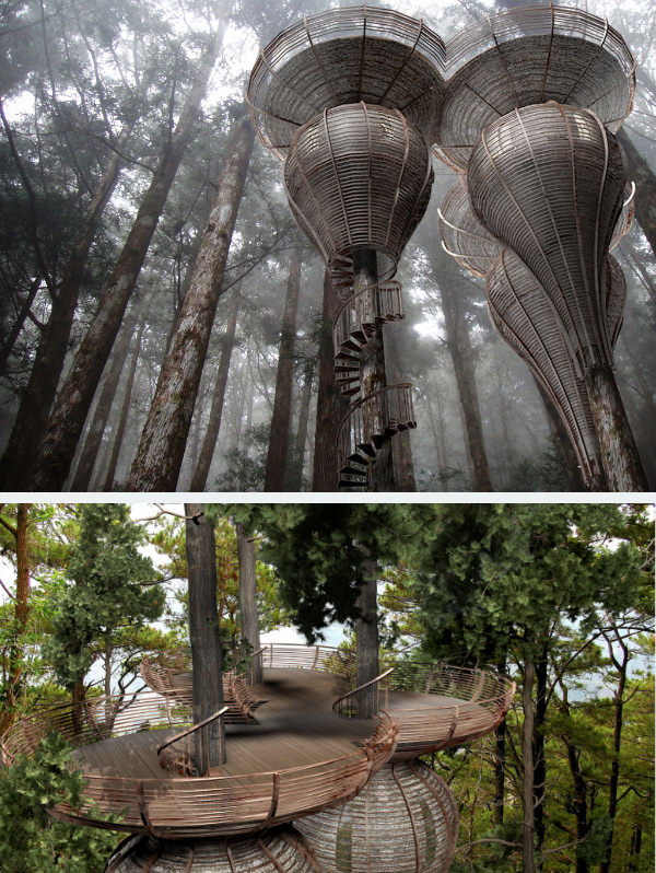Roost Treehouse