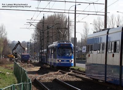 Duewag GT8S i Bombardier NGT8, MPK Kraków