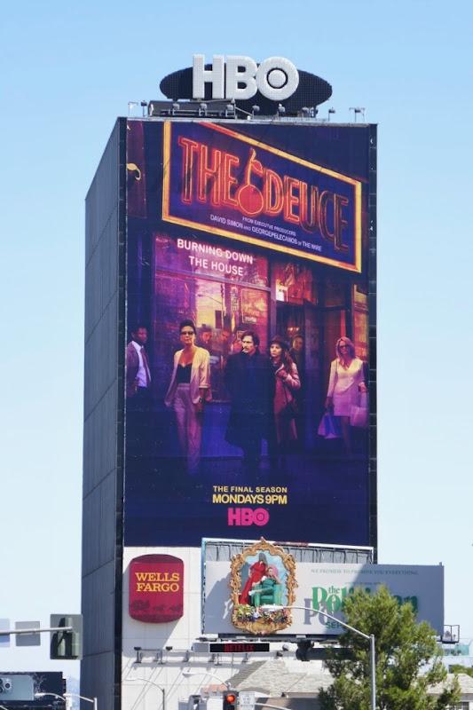 Deuce final season 3 billboard