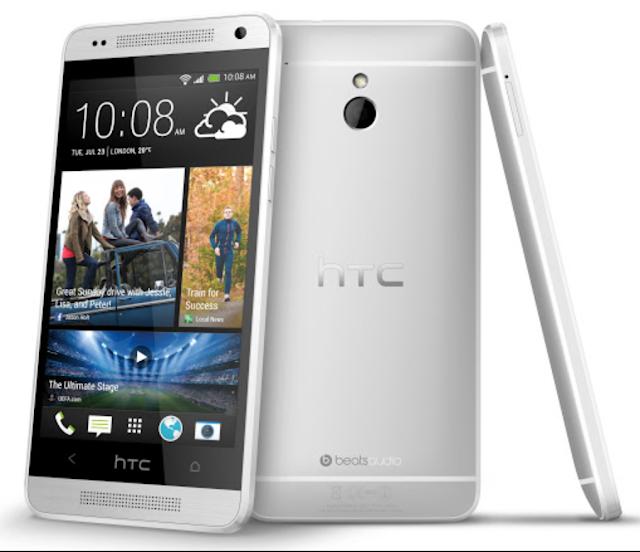 HTC One mini 10 Rekomendasi Ponsel Android Yang Bagus di Gunakan