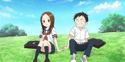 تقرير انمي Karakai Jouzu no Takagi-san s2 (الموسم الثاني)