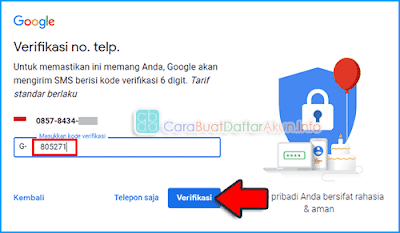 cara bikin akun gmail di laptop windows 10