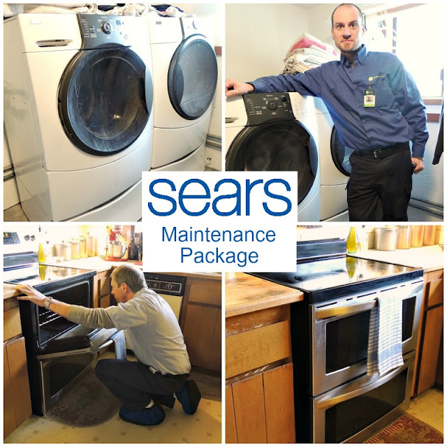 Sears has me covered with their Appliances Bundled Maintenance Package www.bobbiskozykitchen.com