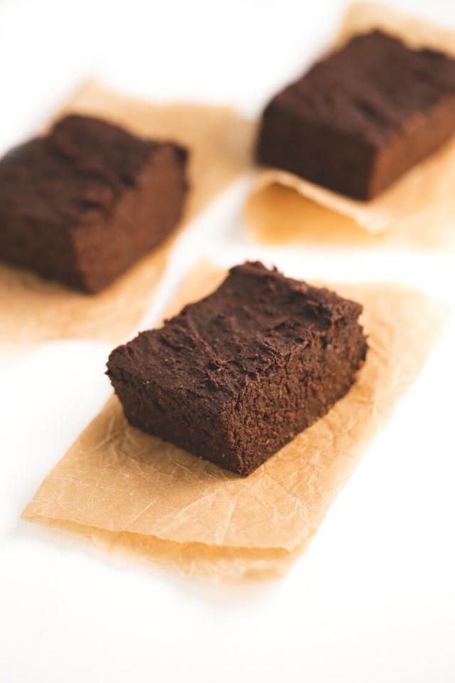 Sweet Potato Brownie {Low-Fat!}