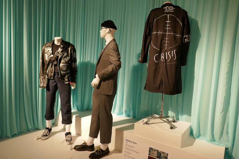 Native Son HBO movie costumes