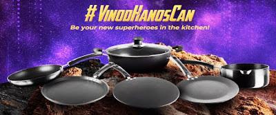 #vinohanoscan-vinod-kithen-cookware-utencils-&-appliances