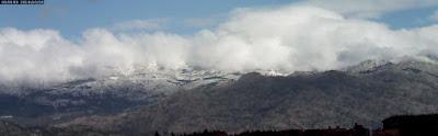 Nieve temporada 2018-2019 en la sierra de Guadarrama