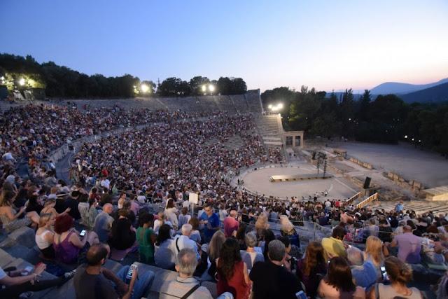 "National Geographic: Στα 15 μουσικά ""θαύματα"" του κόσμου το αρχαίο θέατρο της Επιδαύρου"