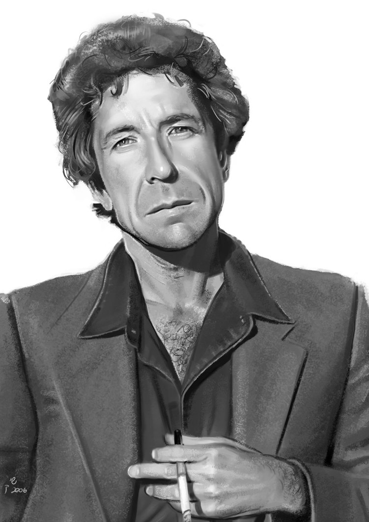 Astrology and Yoga: Laughing all the way to the bank... Leonard Cohen