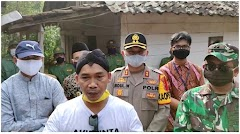 Kinerja TNI-Polri Dalam Pencegahan Covid 19 Mendapat Apresiasi Dari Bupati Batang