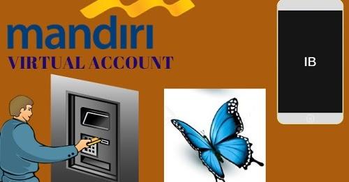 Cara Transfer ke Mandiri Virtual Account via ATM, IB dan Online - Kartu Bank