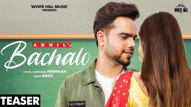 Bachalo Lyrics-Akhil-Nirmaan