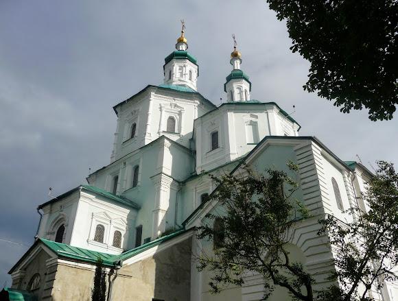 Сумы. Свято-Воскресенский собор. 1702 г. УПЦ КП
