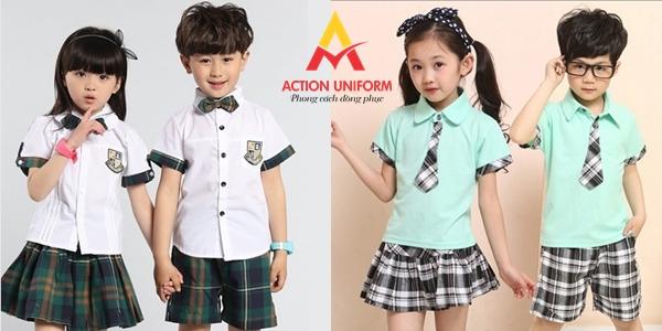 Mẫu đồng phục tiểu học 11
