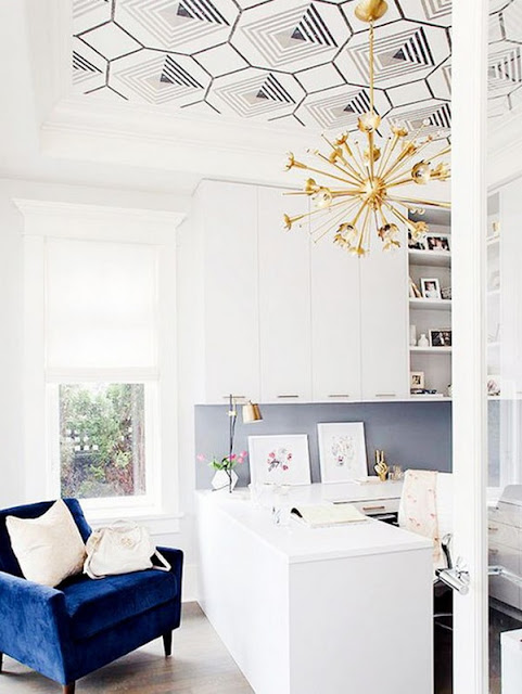 Interesting Ideas To Decorate Ceilings 8