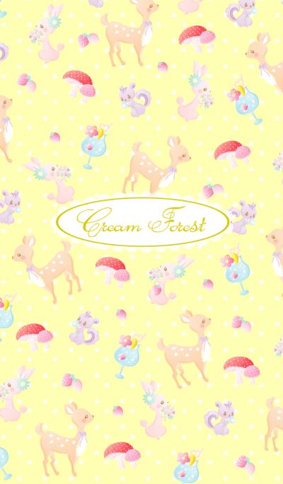 Cream Forest