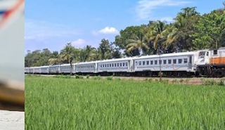 Tips Perjalananan dan Tiket Kereta Solo Semarang