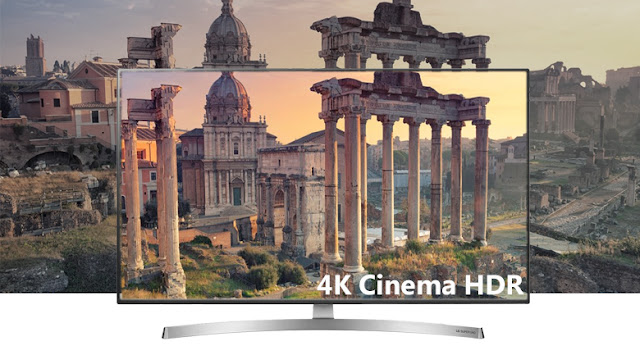 Smart Tivi LG 4K 65 inch 65UK6340PTF