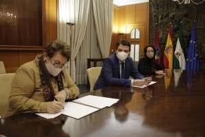 La Agrupación de Cofradía de Córdoba aclara el convenio con el Ayuntamiento del pasado año