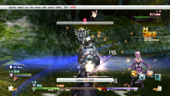 Download Sword Art Online Re Hollow Fragment game for pc highly compressed