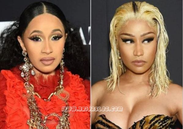 cardi-b-and-nicki-minaj-fight-at-New-York-Fashion-Week-photo