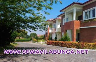Villa Fasilitas Biliard dan Karaoke Di Lembang